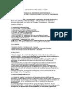 DIRECTIVA Nº 03-CIMCAES-CAMANA