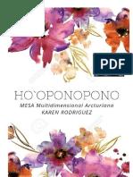 Ho+OPONOPONO