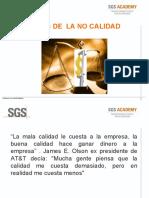 D-SGC COSTOS DE LA CALIDAD