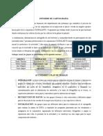 INFORME DE CARTOGRAFIA