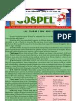 Gospel (Krismas Special Issue)