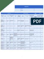 Proyecto- Agenda Regulatoria 2020 Ministerio del Trabajo