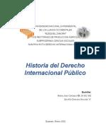 El derecho internacional historia Maria.docx