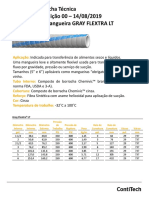Folder Mangueira Gray Flextra LT