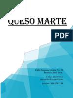 1. La Empresa. Queso Guillermo Marte SRL.pdf