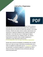 Importancia de la Fe y Esperanza.docx