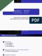 PPT 0 de Cálculo