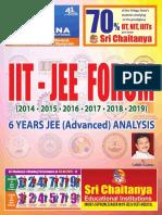 IIT JEE ADV LAST 6 YEAR ANALYSIS.pdf