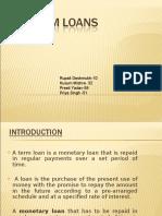 term loan.ppt