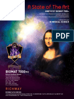 Biomat State of the Art Flyer