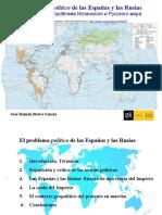 El problema político de las Españas y las Rusias