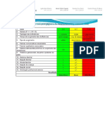 Protocolo de risco - quadro