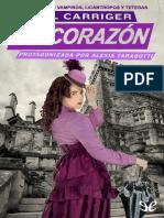 Sin Corazon - Gail Carriger