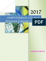 Computerways_Company_Profile_2017