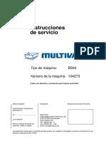 b-500 multivac.pdf