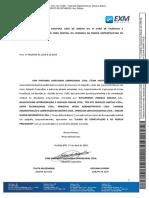 Relatório de Perícia Prévia