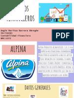 Estados Financieros Alpina