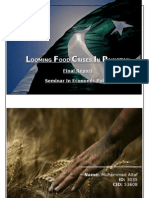 24331210 Looming Food Crises in Pakistan
