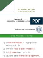 Lezione_9_-_Obiettivi_macroeconomici