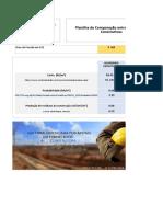 Gestor Obras - Planilha Comparativo Alvenaria Estrutural
