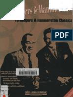 10 Rodgers & Hammer Stein Classics Arr Mark Taylor