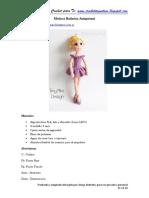 Patrón Muñeca Bailarina Amigurumi Crochet.pdf