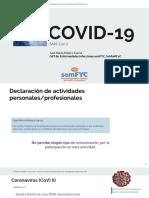 Covid 19 SemFYC Presentacion Actualizada