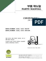 C20-32CL (Lot No 9823,9856)