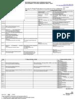 Examination Programme 2010f