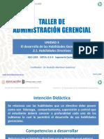 TALLER HABILIDADES GERENCIALES - UNIDAD 3.pdf