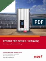 EP3000PRO