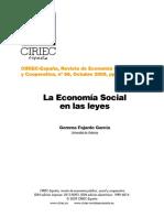 ECO SOCIAL EN LAS LEYES-FAJARDO