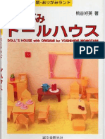 Doll's House With Origami