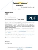 CARTA PRESENTACION OSUPPLIES.doc