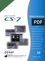 CS-7 Operation Spanish(A47FYC480B 110603 Fix)