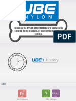 UBE Nylon Pet Food