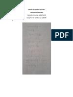 Método de variables separadas