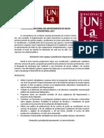PLATAFORMA DEL DEPARTAMENTO DE SALUD COMUNITARIA 2017