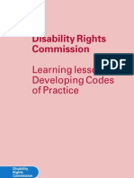 The DRCs Codes of Practice