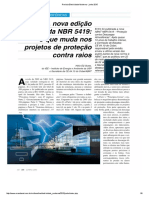 Revista Eletricidade Moderna - junho 2015