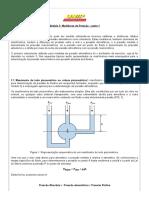 Módulo 7 - Medidores de Pressão – parte 1