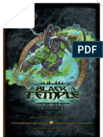 Wow Black Temple Rulebook