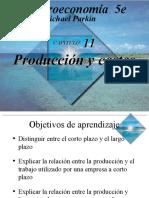 parkin produccion y costos