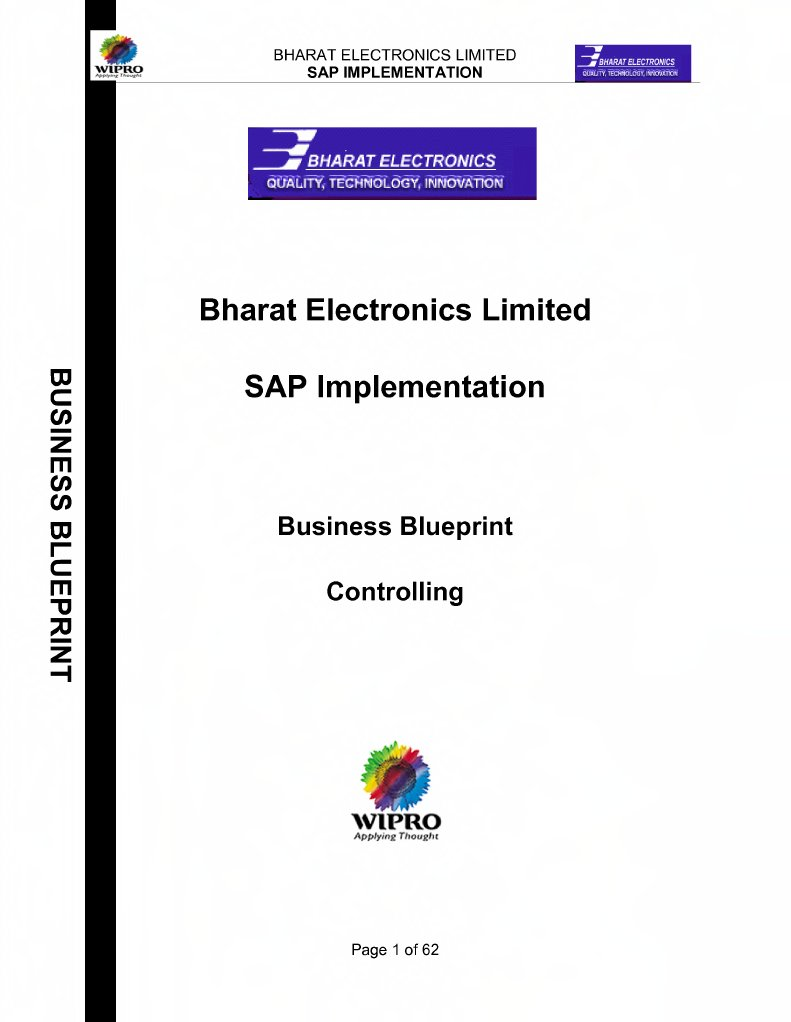 Sap co business blueprint malvernweather Images