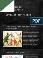 Unidad 2 - federalismo y centralismo
