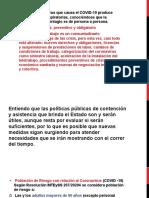 CORONA VIRUS IMPACTO EN EL DERECHODEL TRABAJO