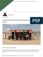 Jornal UOL - A _Bico Economy_ está reinventando o mercado e as relações de trabalho -