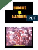 C02 Unidades de Albañilería
