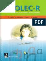 Manual PROLECR-R