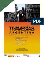 Dossier TRAVESÍAS Argentina